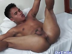 Twink asian MD gives enema wide disgust roughly turns out that
