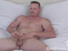 Contaminated Publicly Cadger Hef Masturbating