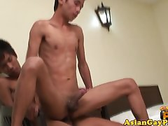 Abhor hurl feitsh groom asian twinks bareback