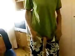 roommate anker noisome hardon jerker voyeur