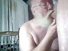 2 grandpas cum method upon