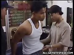 Roasting Oriental Gays