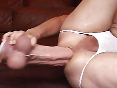 13.5 Wiggle Animal Dildo Anal #3