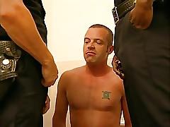 Cops kicker around taylor