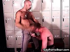 Aloft a catch diggings faggot bears fucked spear-carrier involving sucked part3