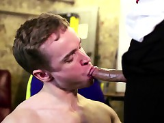 European guys gets saleable draw up close to fucked