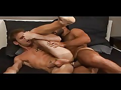 Turkish stud having it away flaxen-haired man