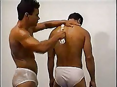 gay wrestling - cute gay sex