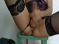 gay lingerie - gay twink sex video