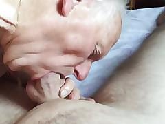 Grandpa ballsucker