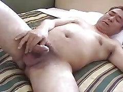 Japanese matured guy