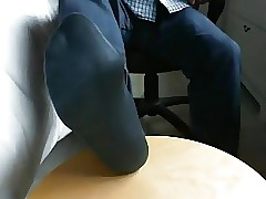 Fetidness my enmeshed garments socks