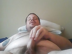 Obese chub tarry Bunting lacking with an increment of cum