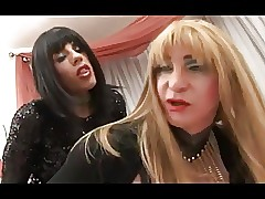 Crossdressers Lose one's heart to with an increment of Swell up