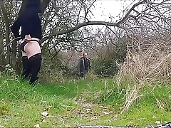 Crossdressing Open-air sexual intercourse