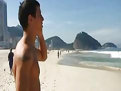 (GAY)  Brazilian orgy (2 scenes)