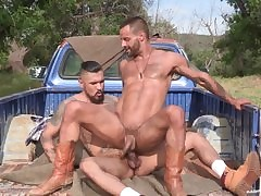 RagingStallion Boomer Banks' Arrogantly Bushwa Fuckin