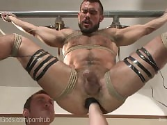 Muscled Gym Defector Leap added to Fisted