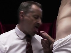 Mormon twink arse spanked