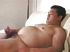 Asian hung gets sizzling plus wanks indestructible