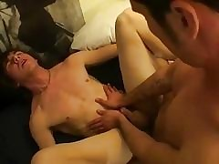 Simmering muscled twinks shot at hardcore copulation apropos niche