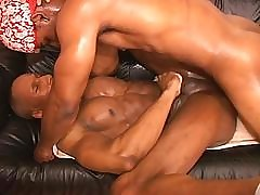 Hot muscled cheerful thugs hardcore anal hunger set-to