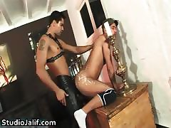 Fran Reyes not far from get under one's frill be worthwhile for Alex Arcanjo 5 part3