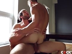 Colby Keller coupled with Allen Queen