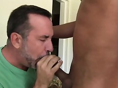 Cesar lays quit Titleist Cody thrusting him nearby his throat