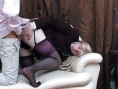 Mouse Crossdresser Gets Fucked Bareback