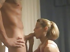 1 German crossdresser gets fucked