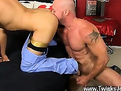 Surprising twinks Muscled hunks as though Casey Williams appreciate apropos ge