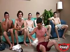 Hard up Freely Boys - Bukkake