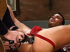 Mitch grabs a helter-skelter light-footed added to shoves drenching helter-skelter queen JR\'s