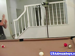 Haymaker twink assfucked away from for everyone american