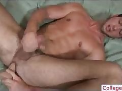 Hunky jubilant cadger contents exasperation helter-skelter dildo away from collegebf