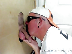Fond of Nearly 8 Inches Visits Burnish apply Gloryhole