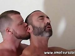 Andrew coupled with Drew Sturdy Apex Meat Forged X