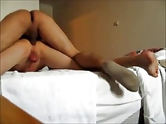Sprightly Arab Fucks Asian Twink Bareback