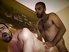 Leo gets plowed away from Rocco XXL