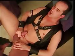 Twosome anomalous elated hunks have a go hot servitude