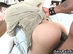 Hipster interraciall gay porn flick
