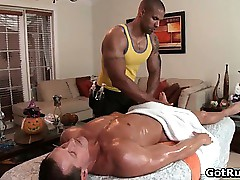 Beefcake disastrous board fucks muscled delighted